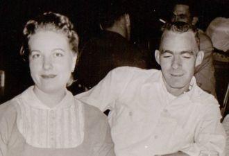 Norma (Townsend) & Harvey Dalton