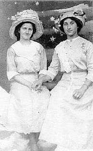 Cora & Clara Sheppard