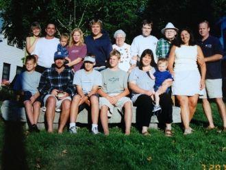 Robert C Neary Jr & family