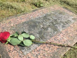 Lillian J Jensen's headstone