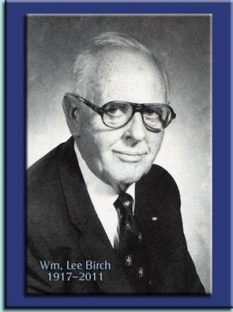 William Lee Birch