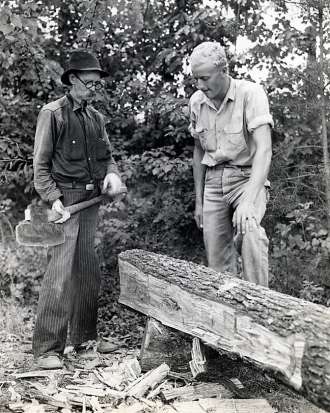 Tennessee circa 1940