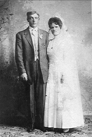 Merrit  & Julia (Warner) Carling, 1910