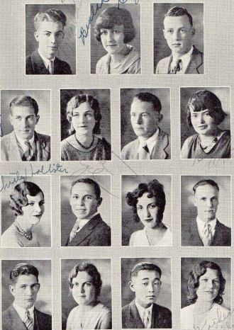 Shirley Hollister 1930 Watsonville
