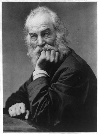 Walt Whitman, 1869