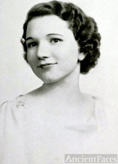 Bobbye Ponder, Georgia, 1937