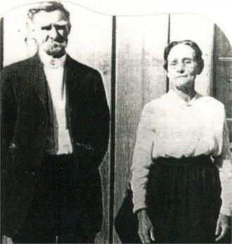 Drucella Chadwick & Alex Herriott