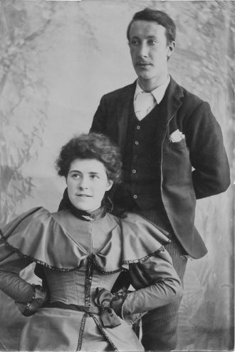 Bert & Caroline Dew