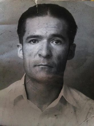A photo of Cecil Dickson
