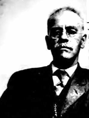 A photo of Walter Augustine Robinson