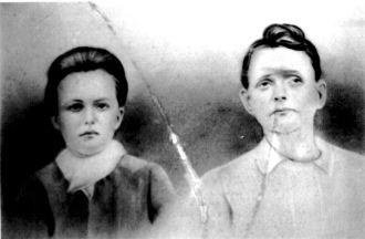 Regina Boggs & Mary Boggs