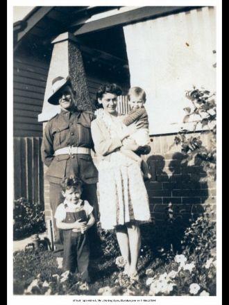 Wilfred Joseph Topp Family