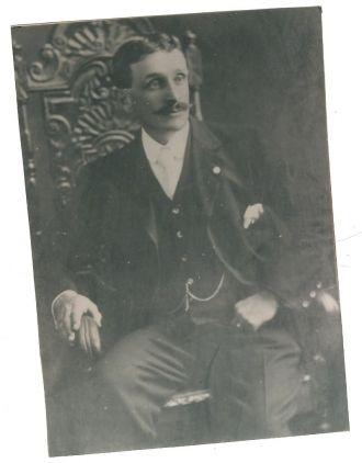 A photo of William John Cooper Carr Masson