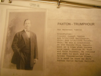 Vincent Joseph Paxton