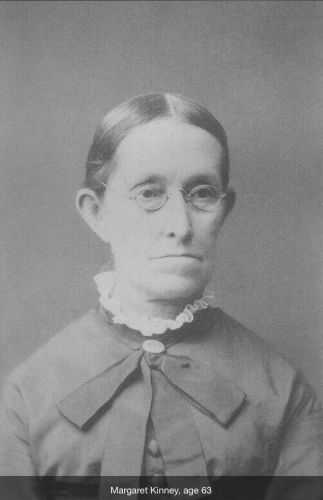 A photo of Margaret (Young) Kinney