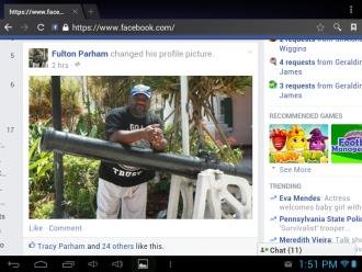 Fulton Parham