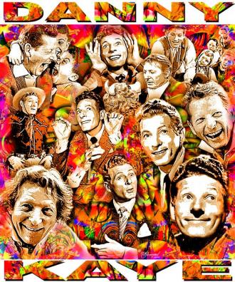 A photo of Danny Kaye