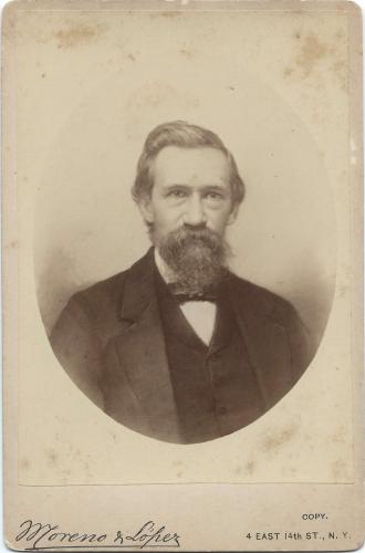Grandpa Brigham, father of Mrs. Park Bardin