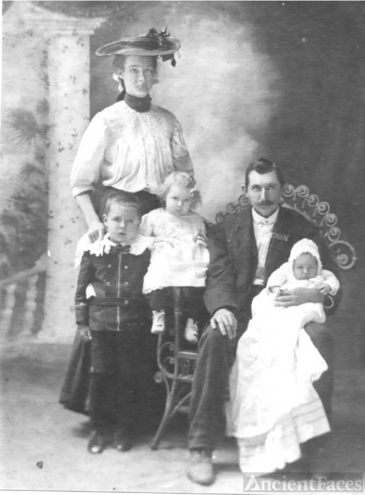 The Fountain Wayne Cotton Family