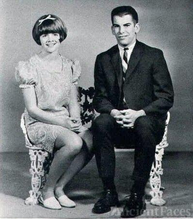 Delpha Schadewitz & Jerry Linnenkohl, 1967