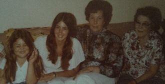 Chamberlin family, 4 generations