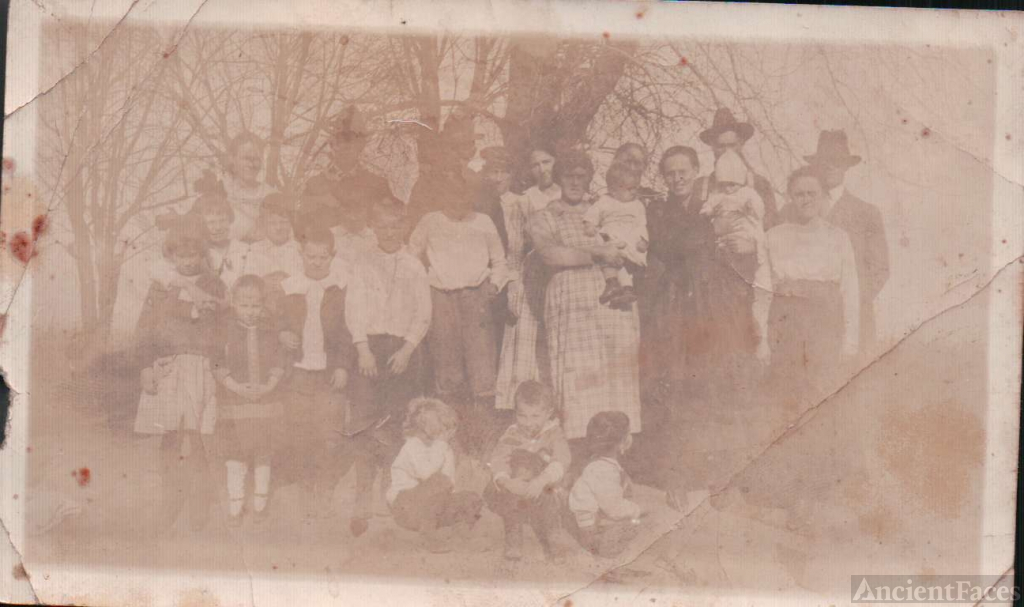 Moses Darby family