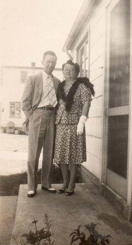 Earl and Edna St. Clair