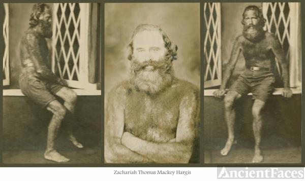 Zachariah Thomas Mackey Hargis