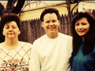 Linda, Danny, and Glenda Parrish-Orso