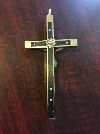 Schlimgen Cross from Germany. Back side pic 2 of 2.