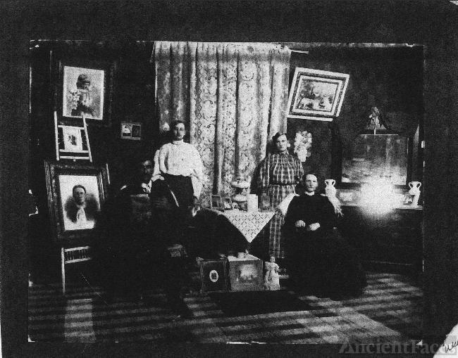 John B. Wilson Family