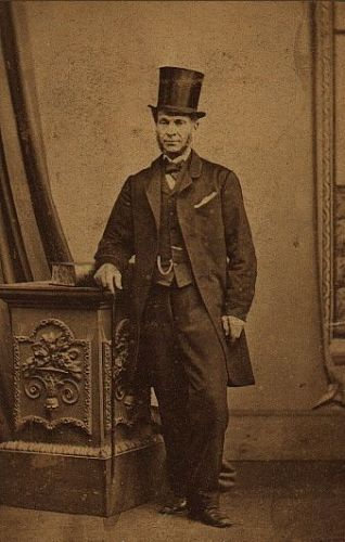 Tasker or Bengough man in Wales