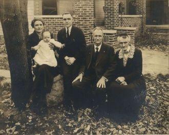 Coffey Kerr Family