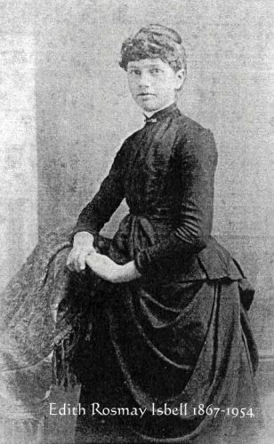 Edith Rosmay Isbell