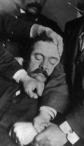 Edward McCarthy 1896