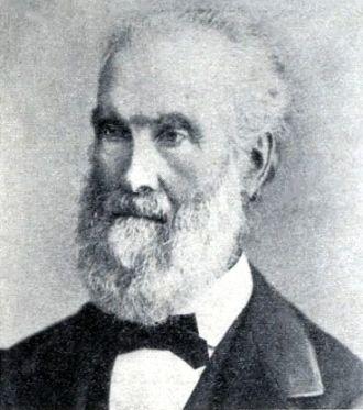 A photo of M. W. Rudd