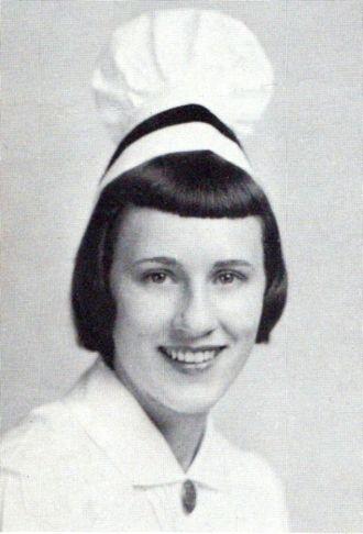 Mrs. Leola Herring, Kentucky, 1955