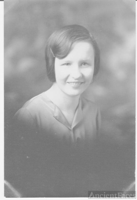 Grace E. Peterson, 1931 Minnesota