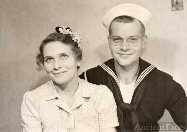 Pauline and Ralph Elwood Slick