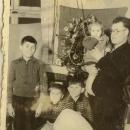 Erna Schlavin Family
