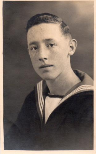 A photo of Joseph Venning Knott