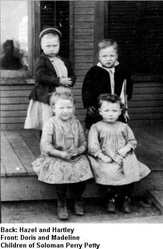 Soloman Perry Petty Children