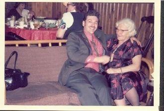 Louis G. Schreiner and family