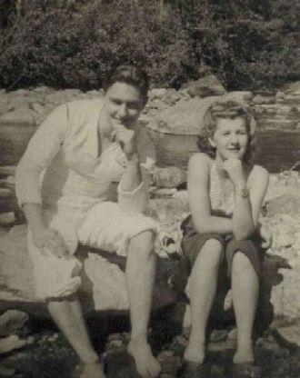 Bud & Dodie Croft, Summer of 42