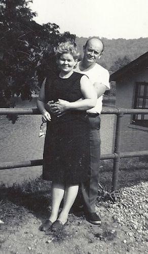 John Joseph Jarrell and Dorothy Susan Karns Jarrell