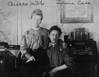 Oresco Hibbs & Lorena Case;  Illinois Teachers