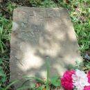 Isabella (Lester) Hatfield Grave, West Virginia
