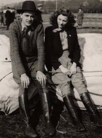 Ingeborg and Trolle Rhodin