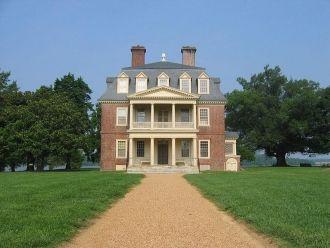 Shirley Plantation in Virginia