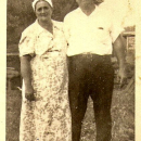 Milt & Mary Milam Cook